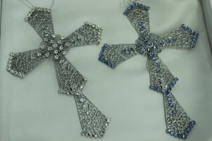 Swarovski Crysstal Crosses