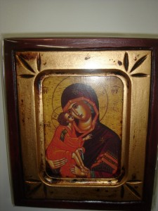 Wooden Icons from Greece