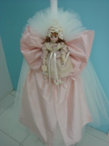 Doll Porcelaine  traditional