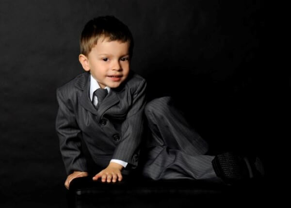 Page Boy Suits